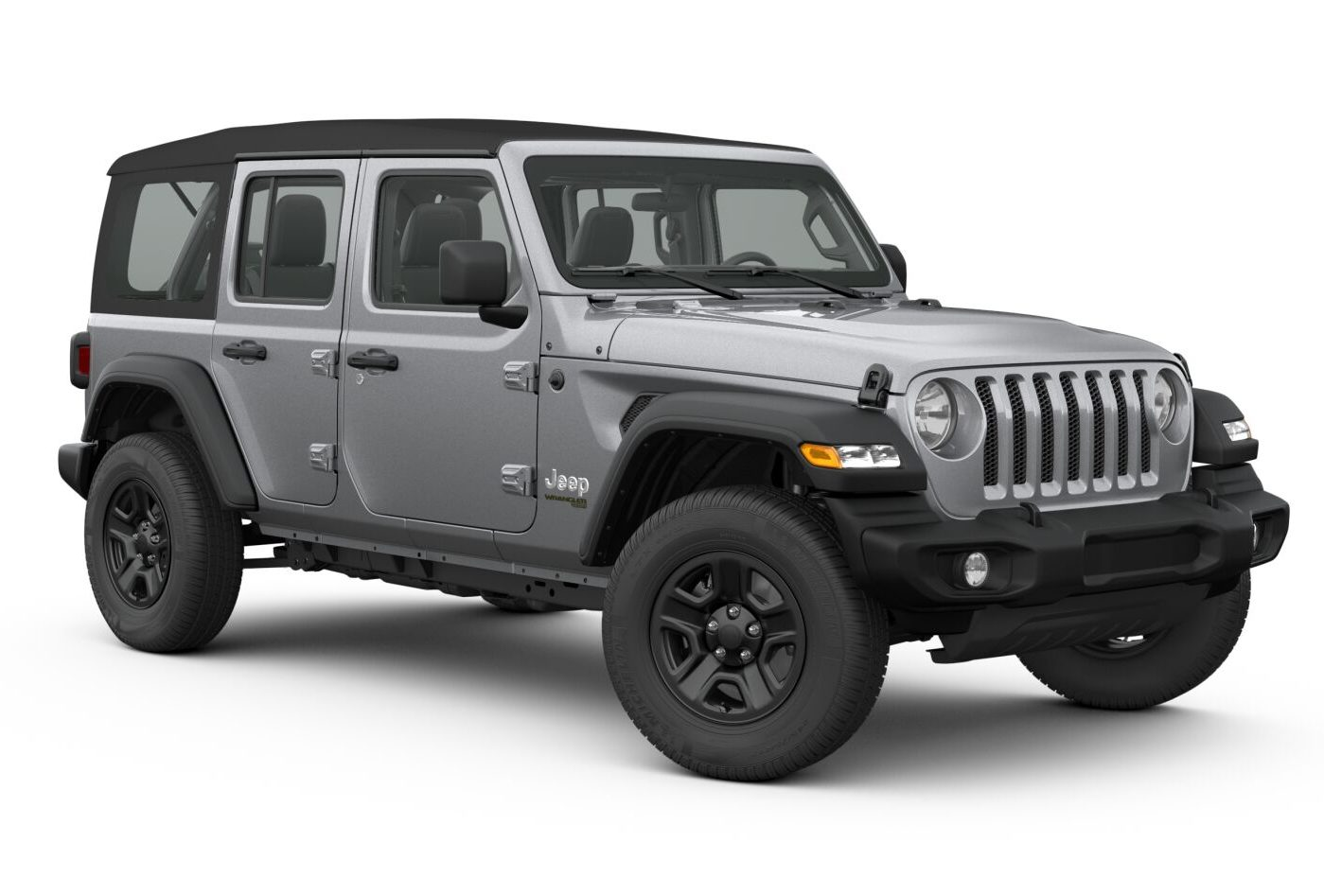 Jeep Wrangler 6-speed manual