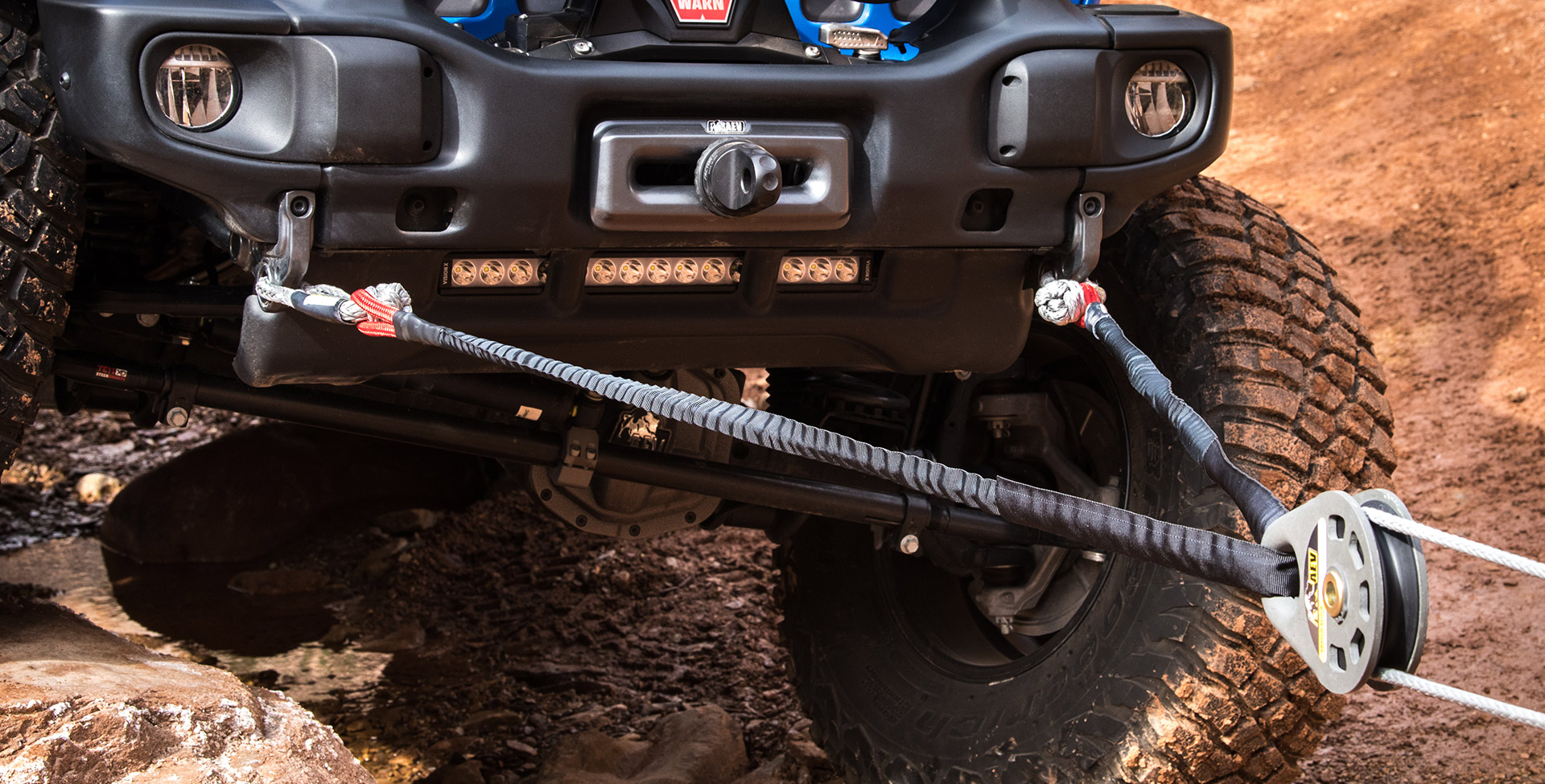 aev utility rope expo