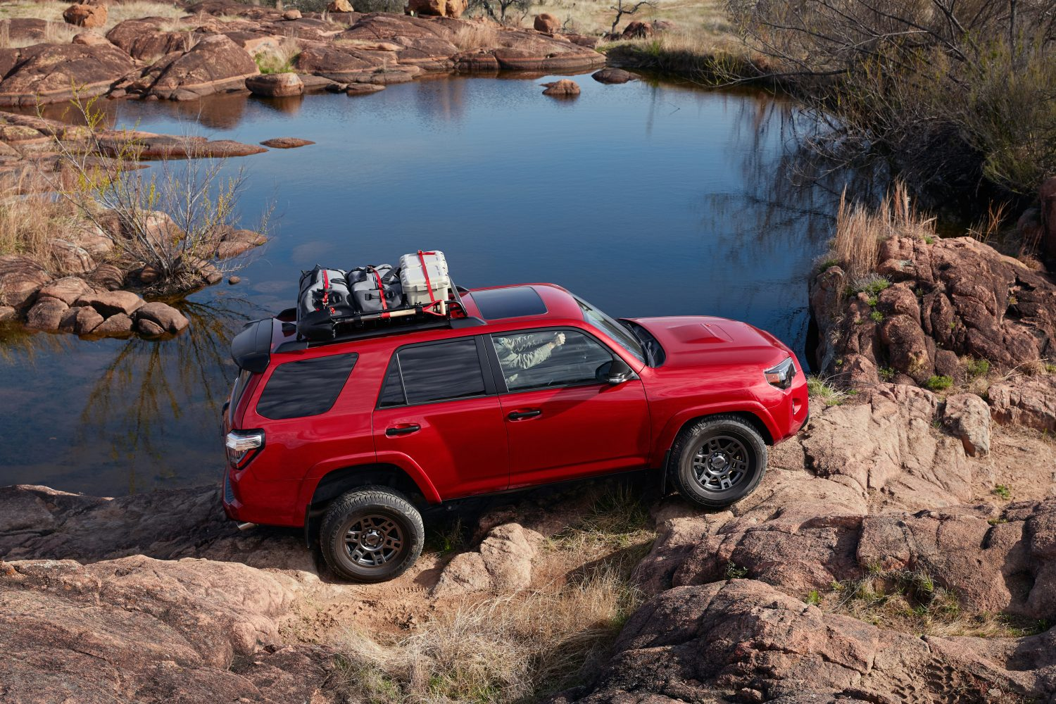 The New 4Runner Venture Edition