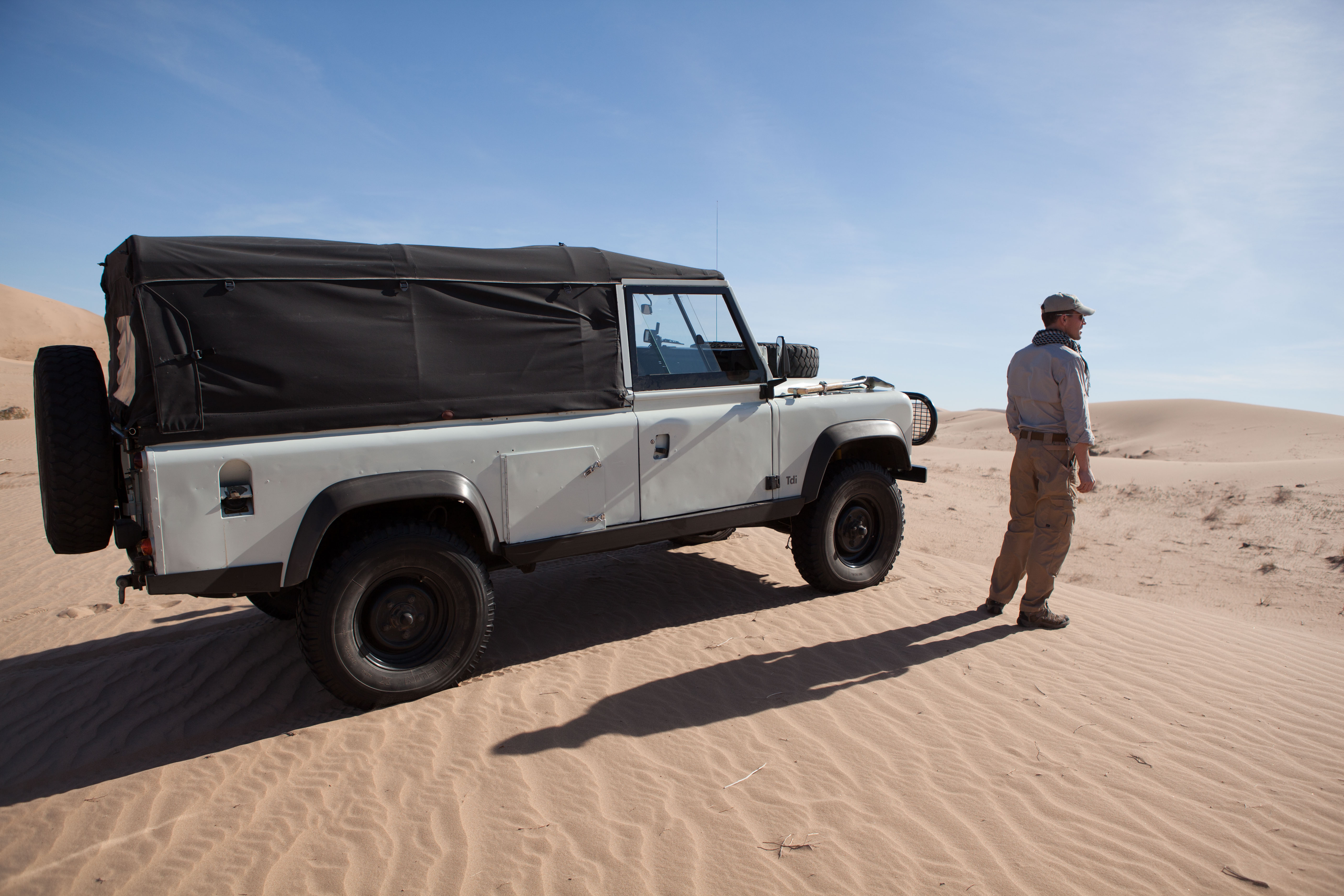 The 10 Commandments of Modifying an Overland Vehicle