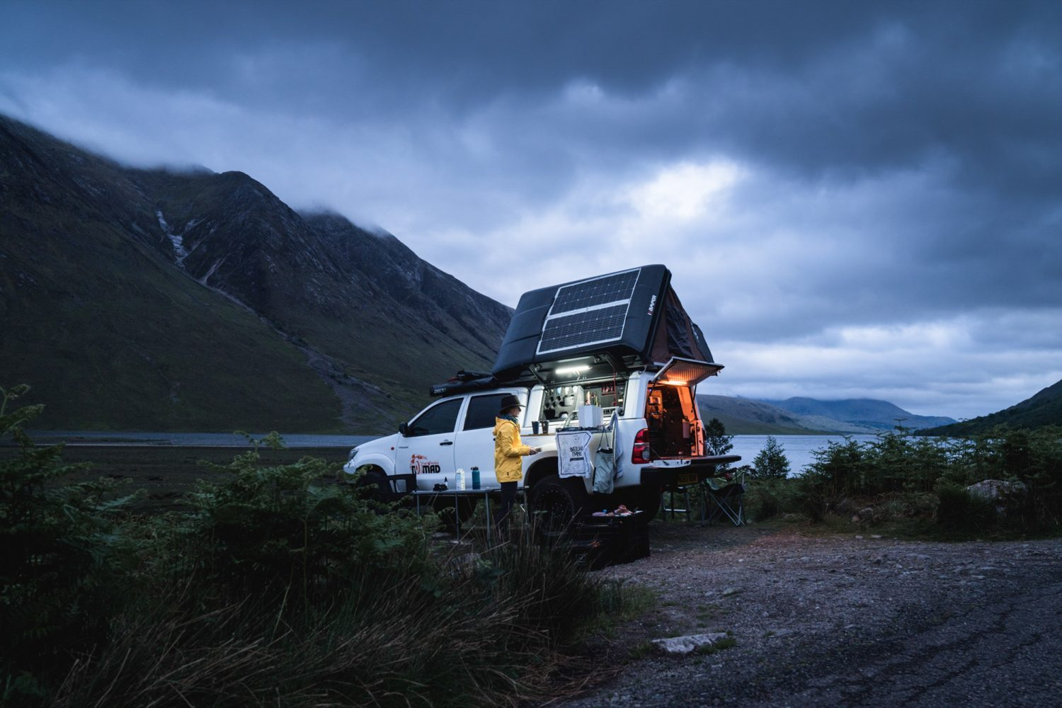 Building a Hilux to Travel From Norway to South Africa