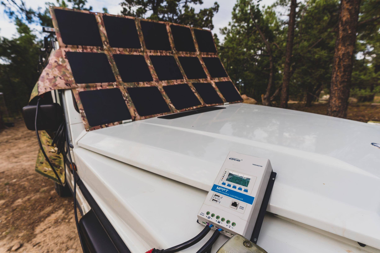Setup of Solar Bugout Kit