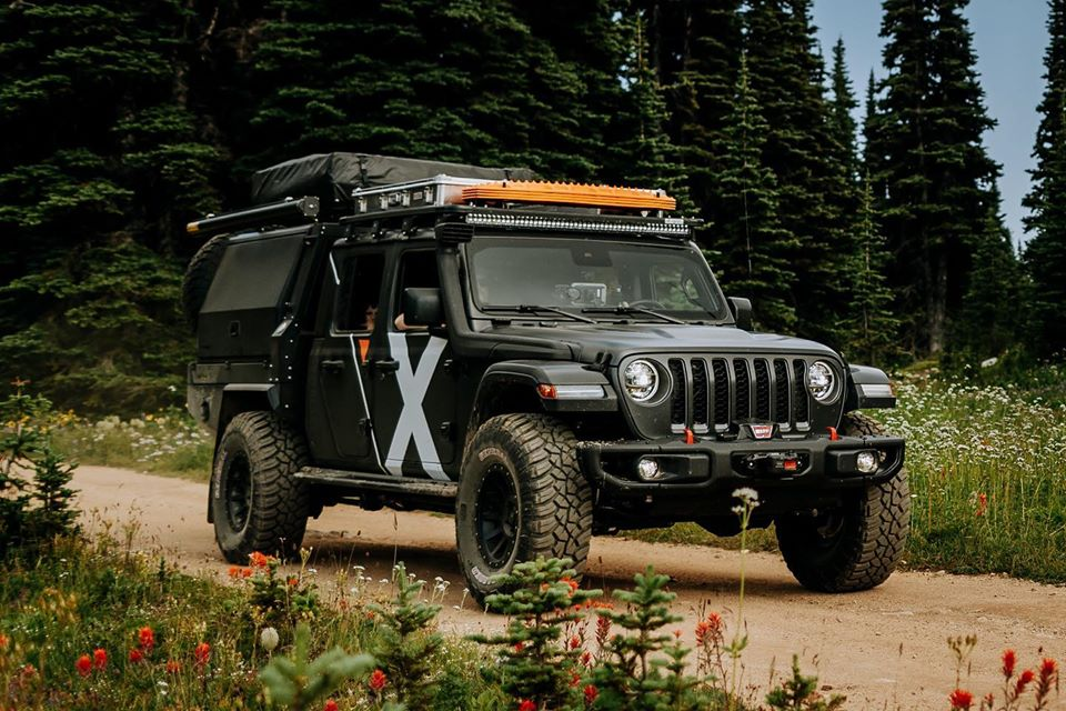 XOverland Hits Amazon Prime