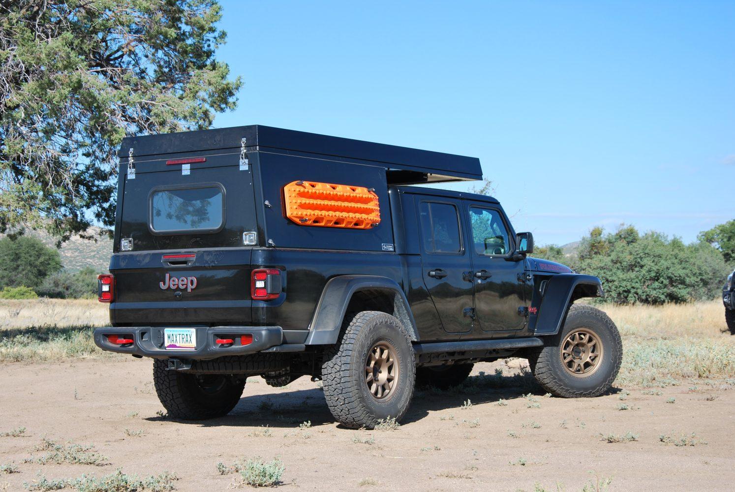 Overland Jeep Gladiator