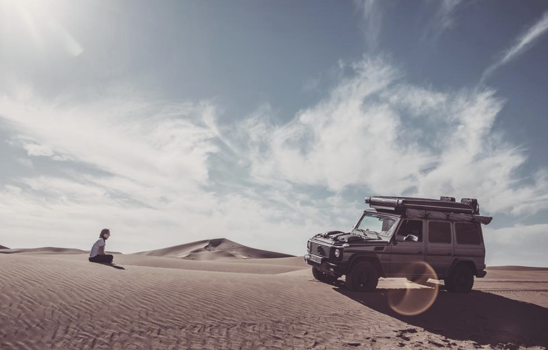 The Coolest Overland Video You'll See All Week