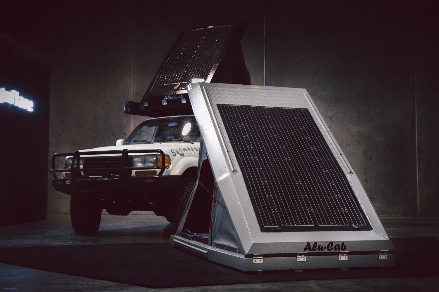 Sunflare Solar Panels for Your Tent, Car, or Camper