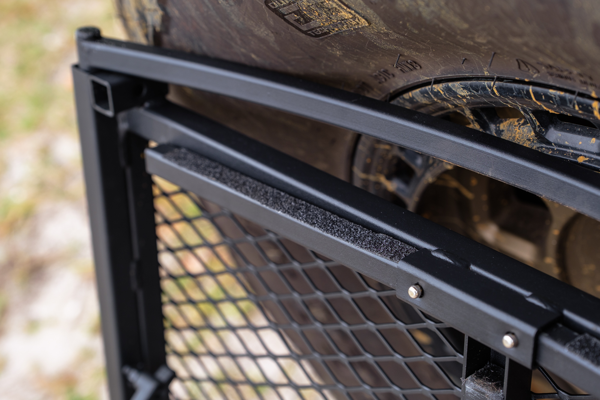 The Tailgater Tire Table Is The Wheel Deal Expedition Portal
