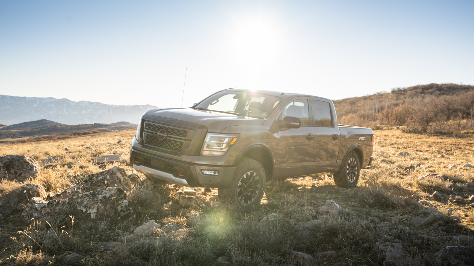 2020 Nissan Titan - Expedition Portal