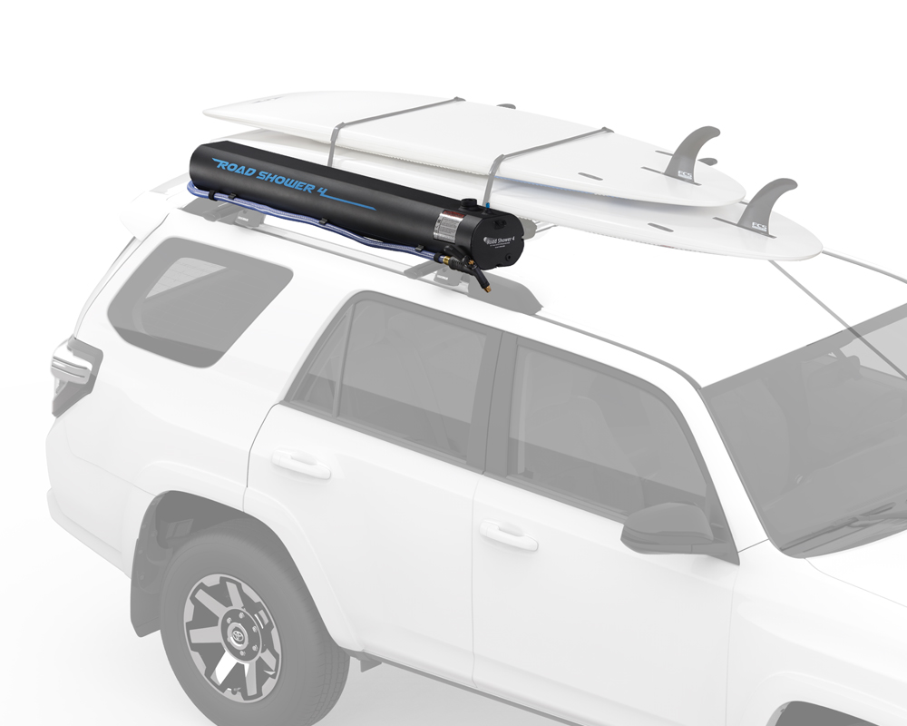 Yakima Acquires Road Shower - Expedition Portal