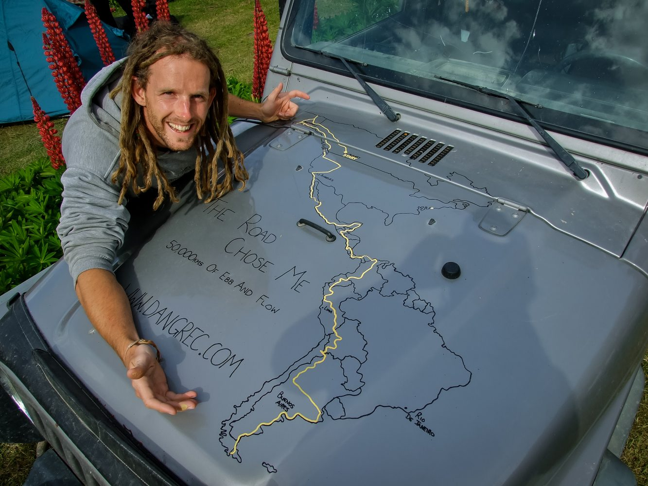 Learn how to drive the Pan-American Highway - Expedition Portal