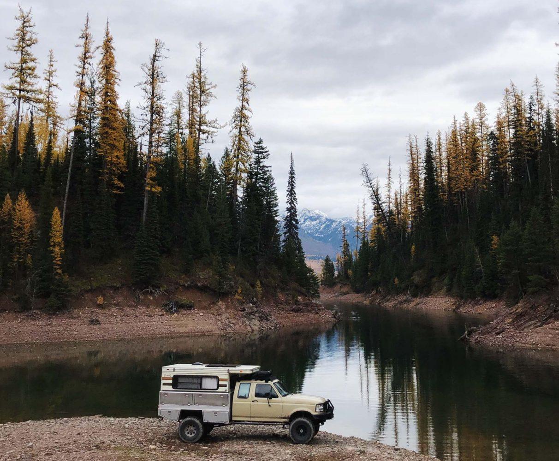 A Turnkey 7.3L Diesel Camper for Just $33,000