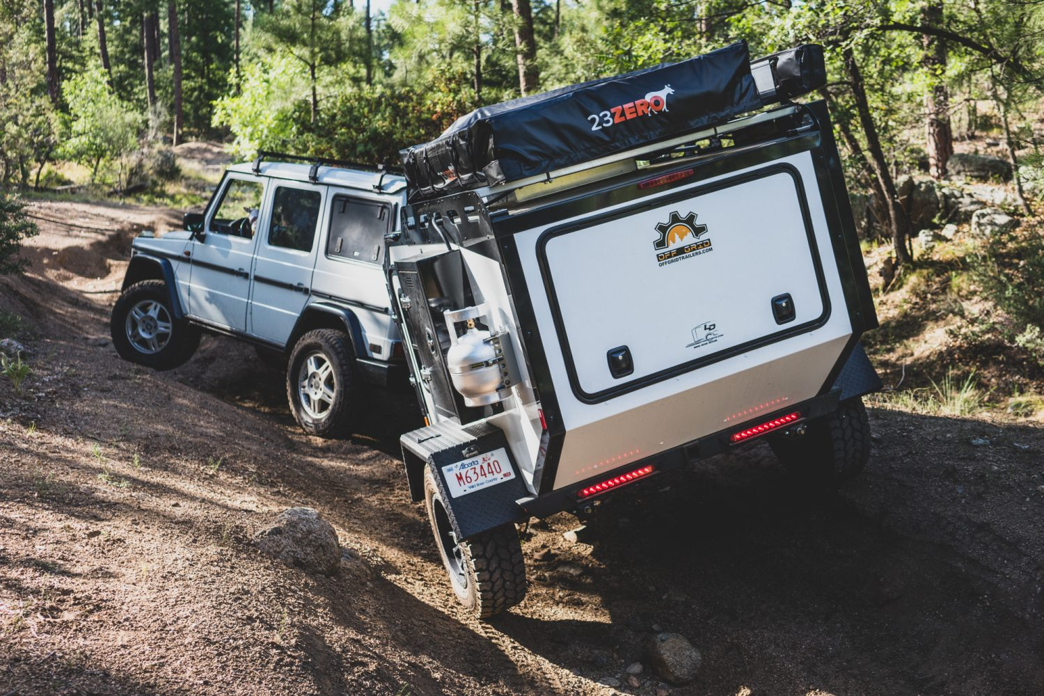 Off Grid Makes A True Overland Trailer - Expedition Portal