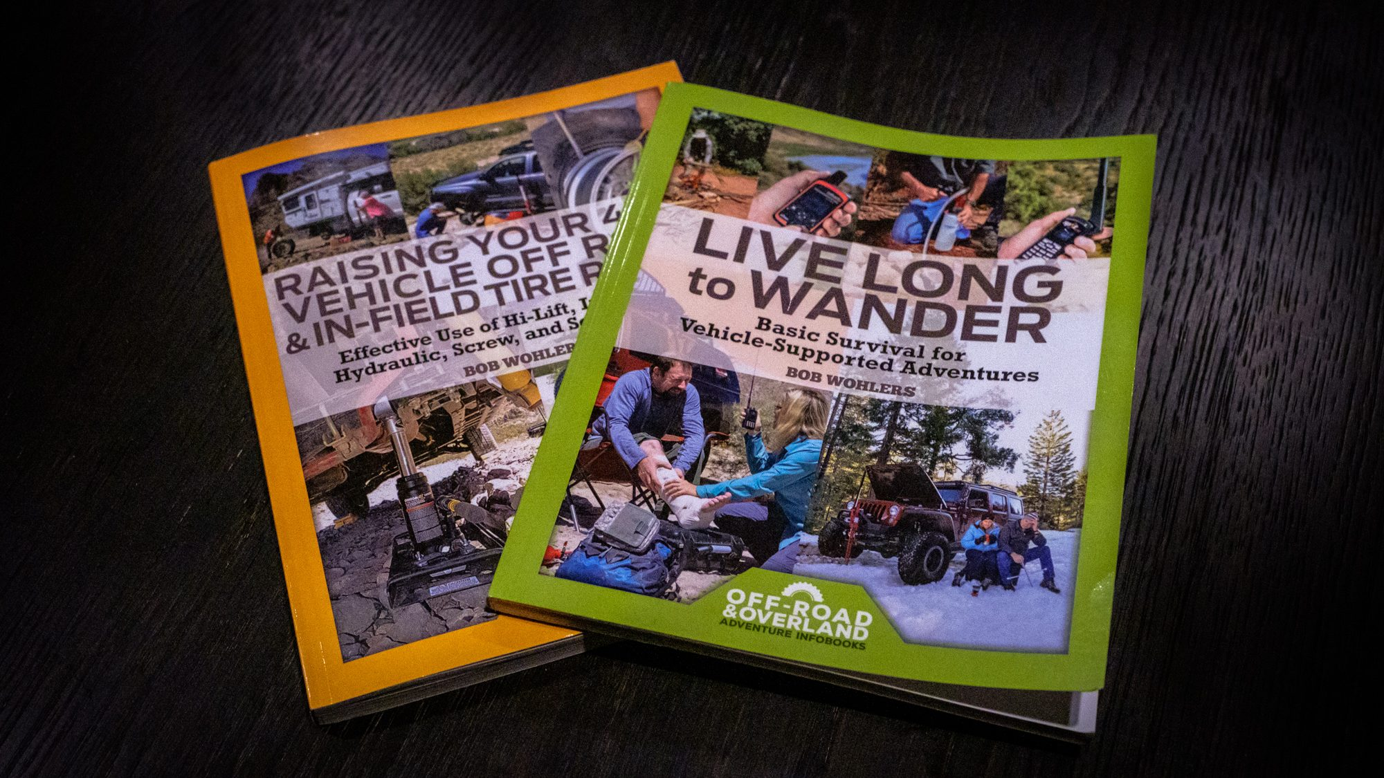 Build Your Skills With These Off-Road & Overland Adventure Books - Expedition Portal