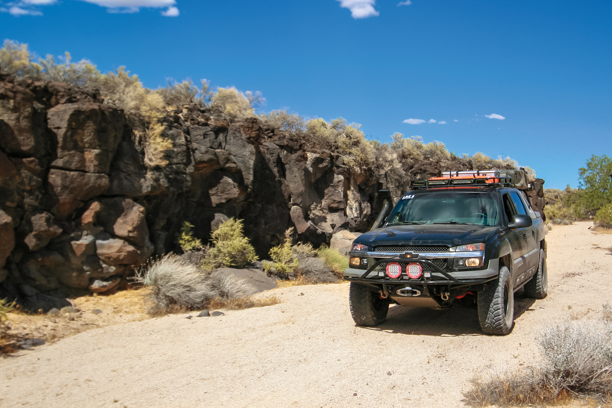 Driving the 660-Mile East Mojave Heritage Trail - Expedition Portal
