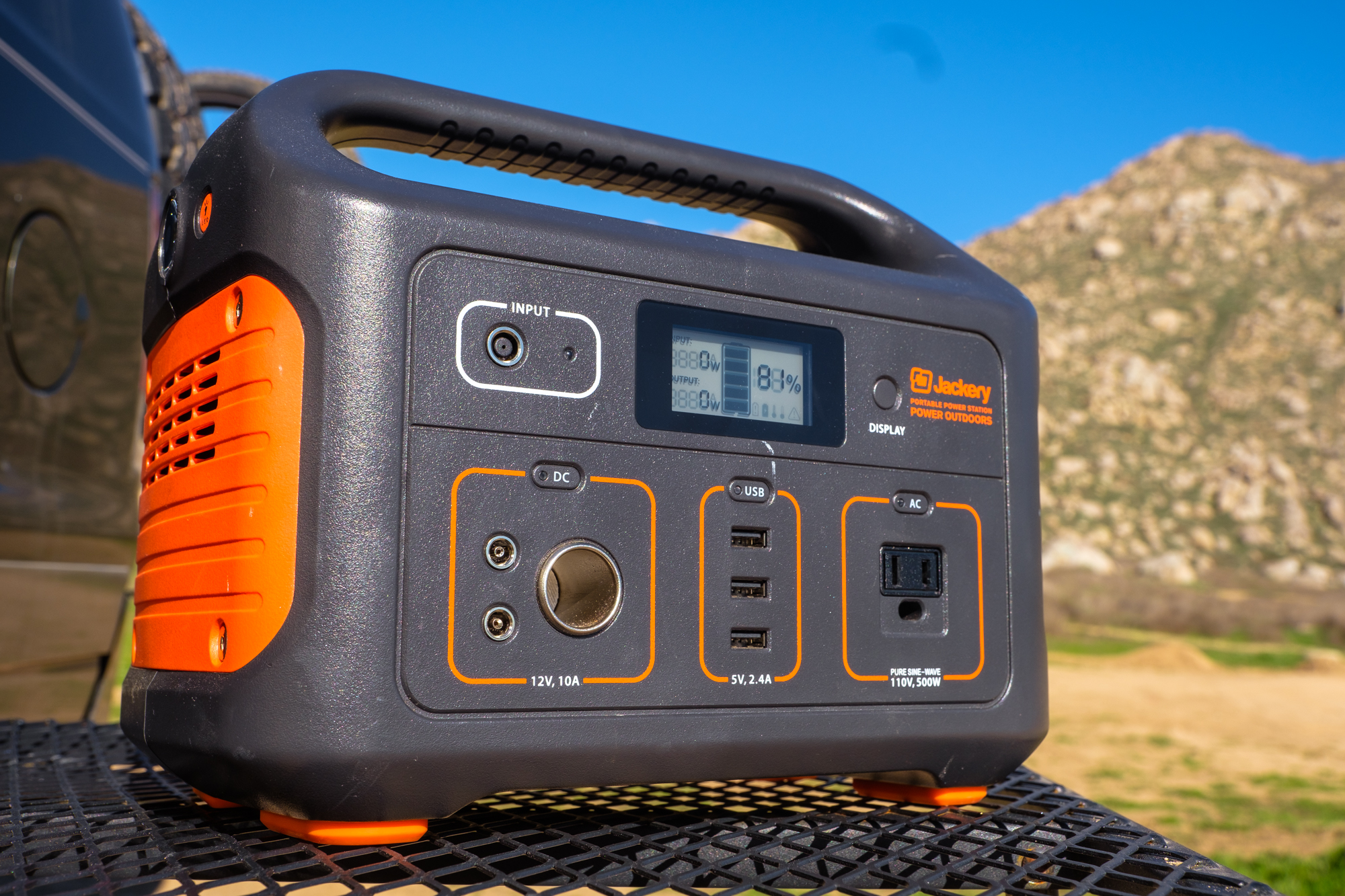 Is The Jackery Explorer 500 The Best Portable Power Station For The Money? - Expedition Portal