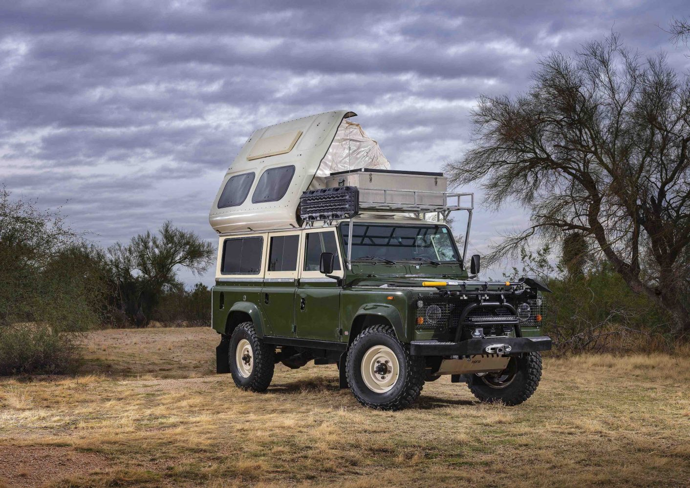 Expedition Portal Classifieds: 1984 Defender 110 Dormobile - Expedition Portal