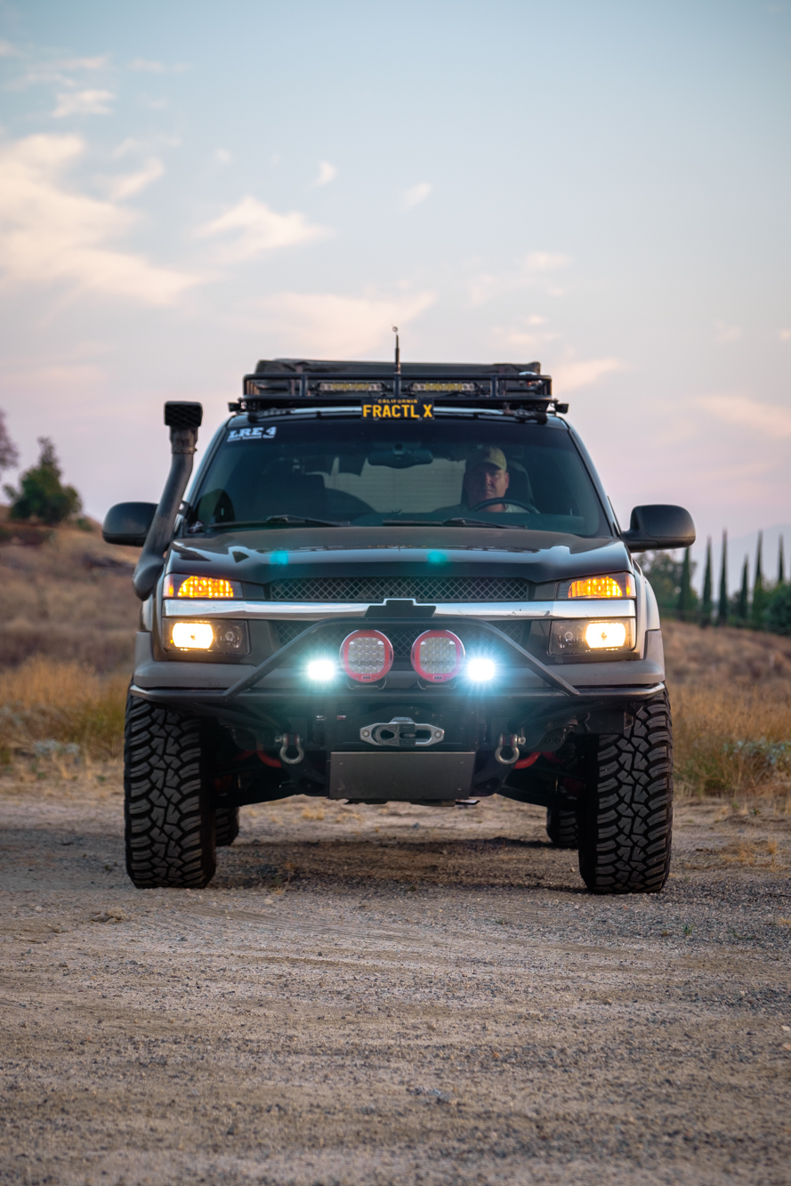 An Overland Chevy Avalanche Expedition Portal