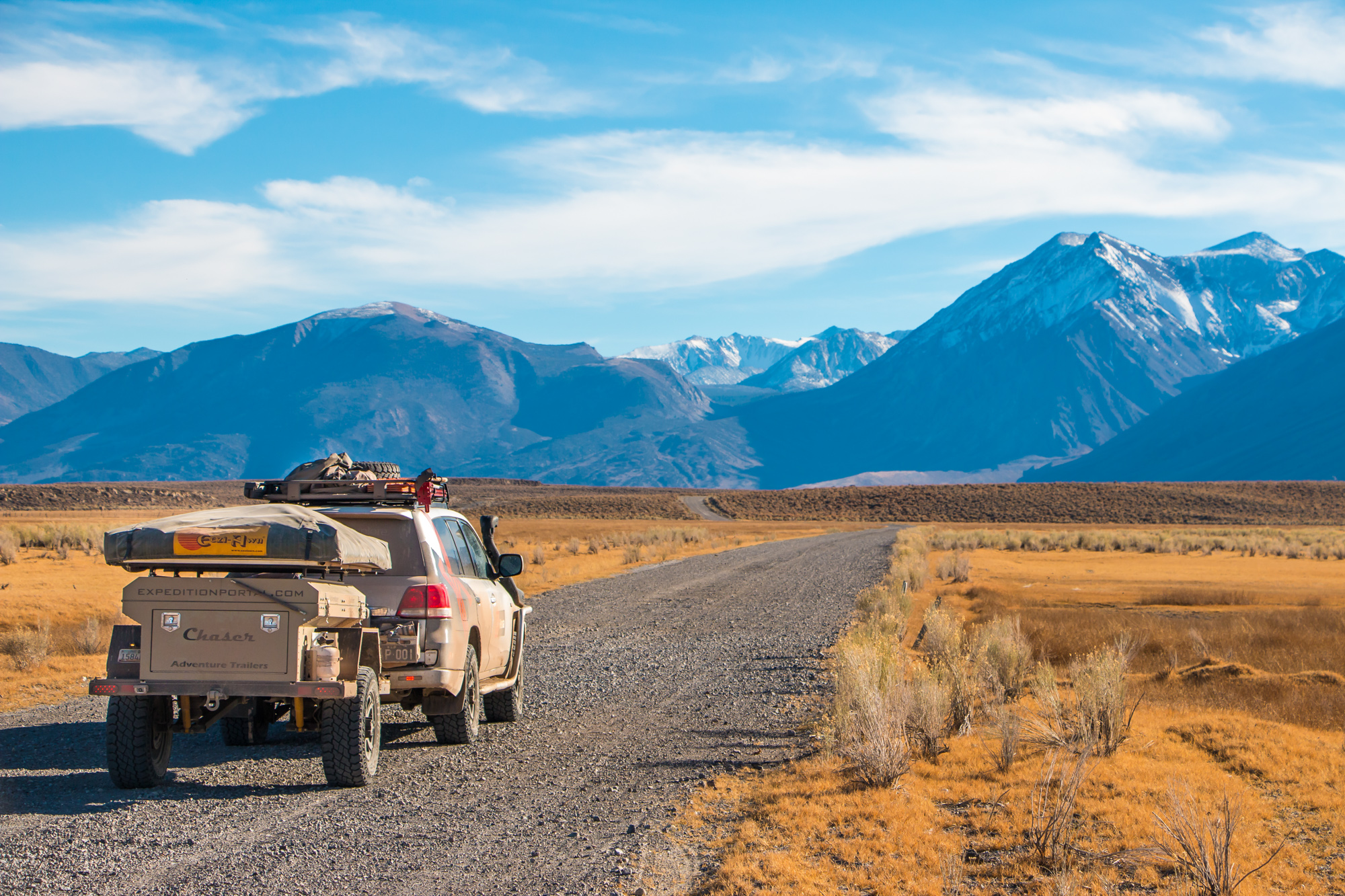 Some of The Best Overland Routes In The USA - Expedition Portal