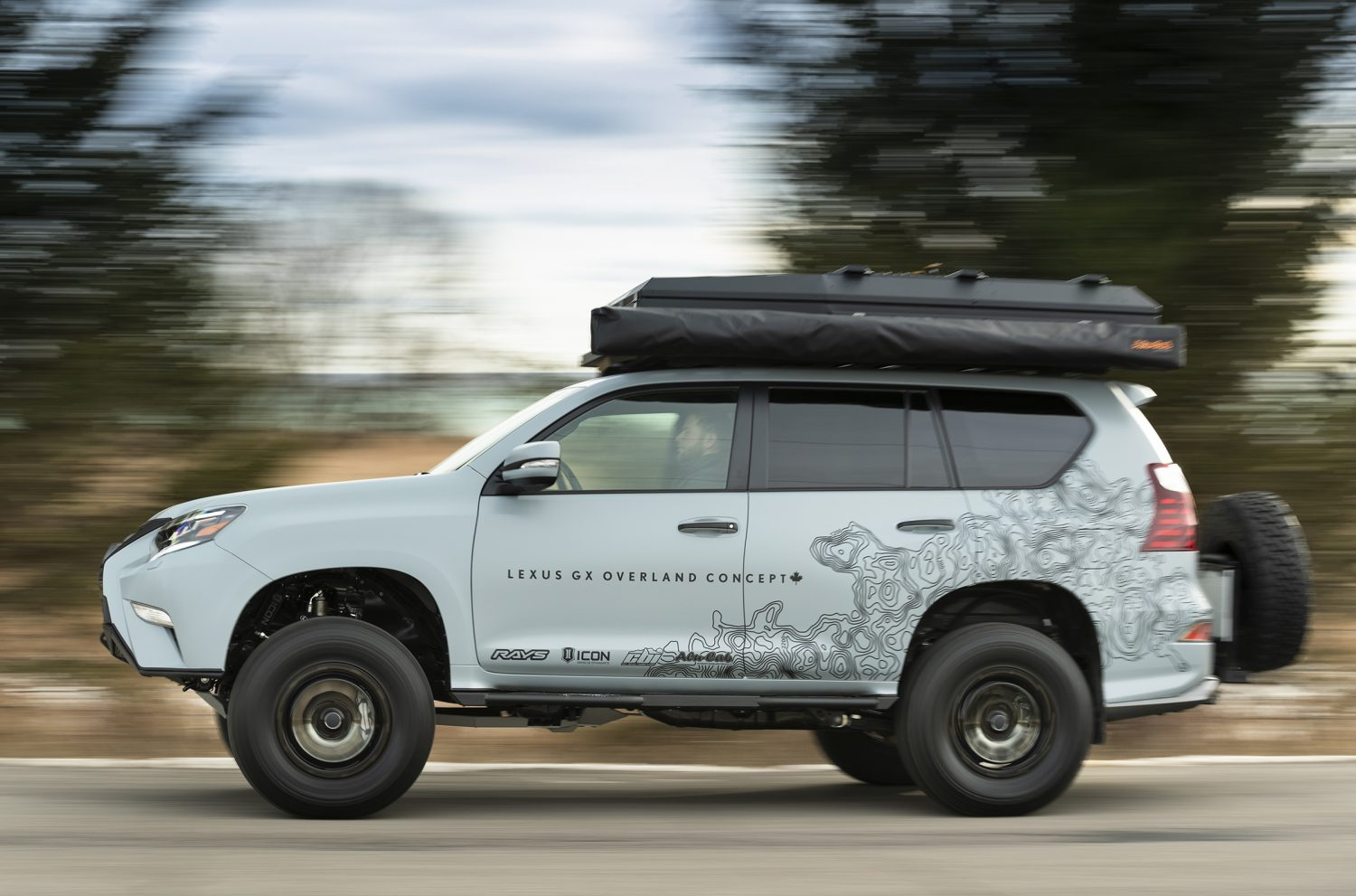 Lexus GX470 and GX460 Icon Suspension :: News - Expedition Portal