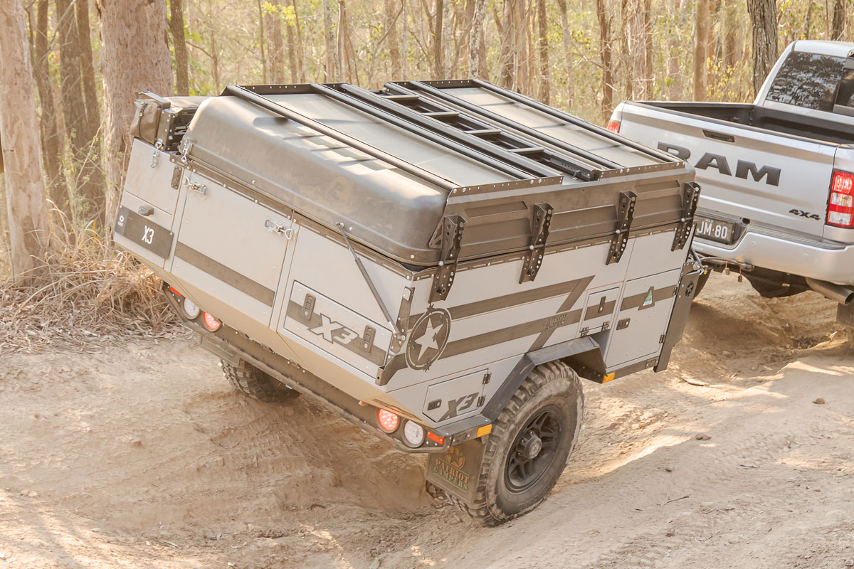 Patriot Campers Launches Their New X3 - Expedition Portal