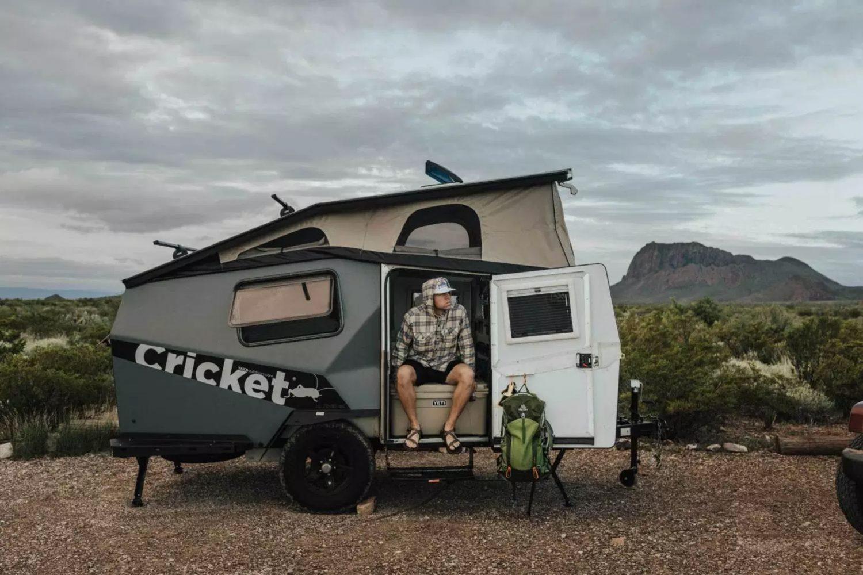 Taxa cricket exterior