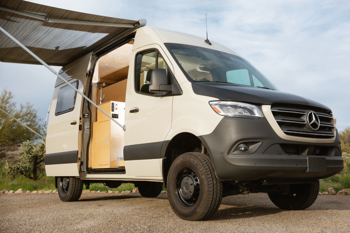 Featured Campervan :: Mountain View Adventure Vehicles - Expedition Portal