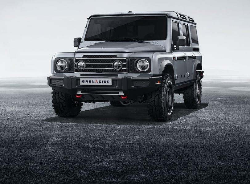 The New Ineos Grenadier is Overland Glory - Expedition Portal