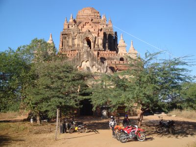 Mystic Myanmar on Dirt Bikes