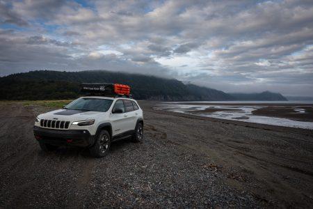 Overlanding Southern New Brunswick