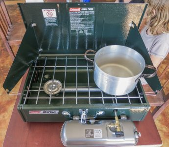 Coleman Powerhouse Dual Fuel 414 Stove | Field Tested