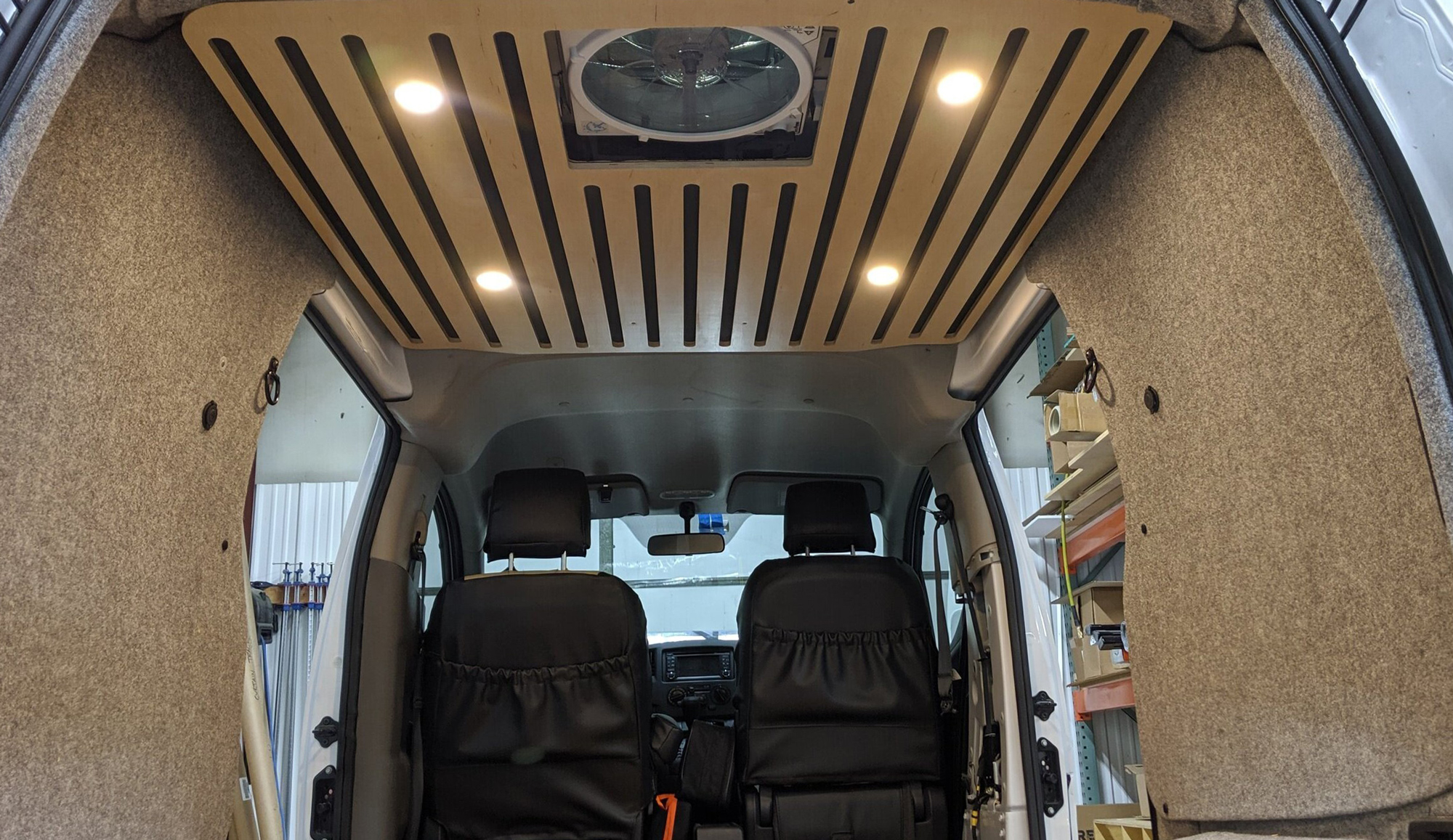 Contravans :: Campervan Conversions for the rest of us - Expedition Portal
