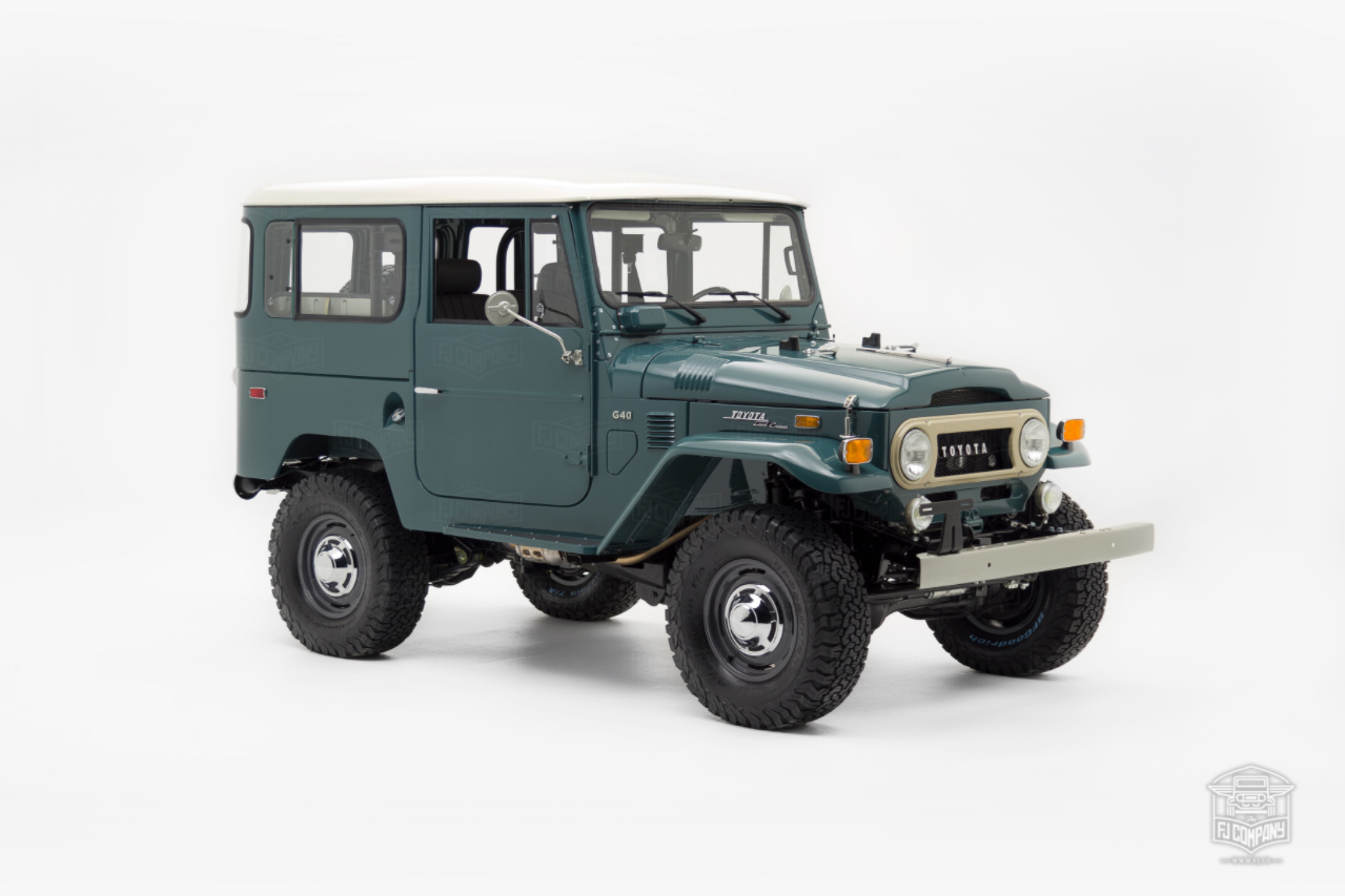 Keeping the FJ40 Toyota Land Cruiser Alive - Expedition Portal