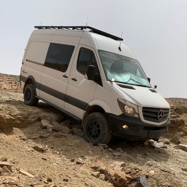Expedition Portal Classifieds :: Custom 2018 4X4 Sprinter Overland Build