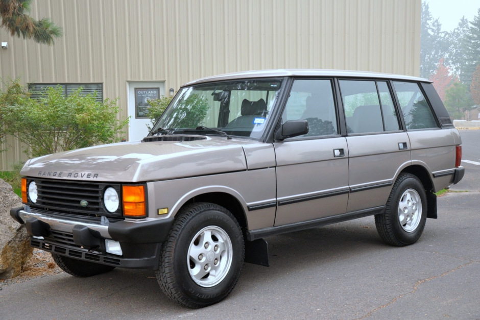 Overland Classifieds :: 1995 LWB Range Rover Classic