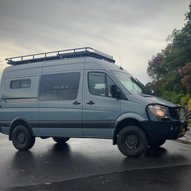 Expedition Portal Classifieds :: 2016 4X4 Sprinter 2500 Land Yacht