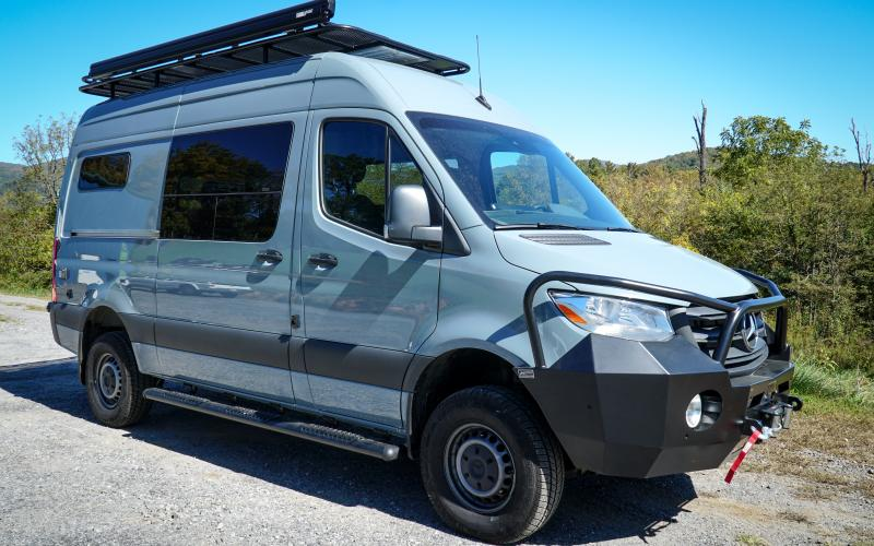 Featured Campervan Upfitter :: Blue Ridge Adventure Vehicles - Expedition Portal