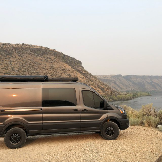 Expedition Portal Classifieds :: 2020 AWD Ford Transit Campervan Conversion
