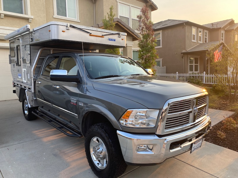 Expedition Portal Classifieds :: 2012 Ram Power Wagon Laramie w/FWC Hawk Flatbed