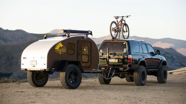 timberleaf overland trailer