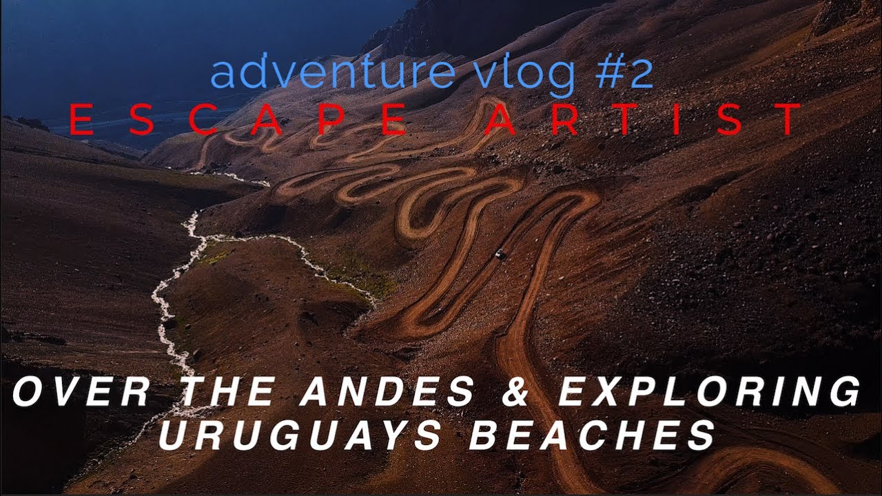 Video of the Week: Escape Artist in South America - Expedition Portal