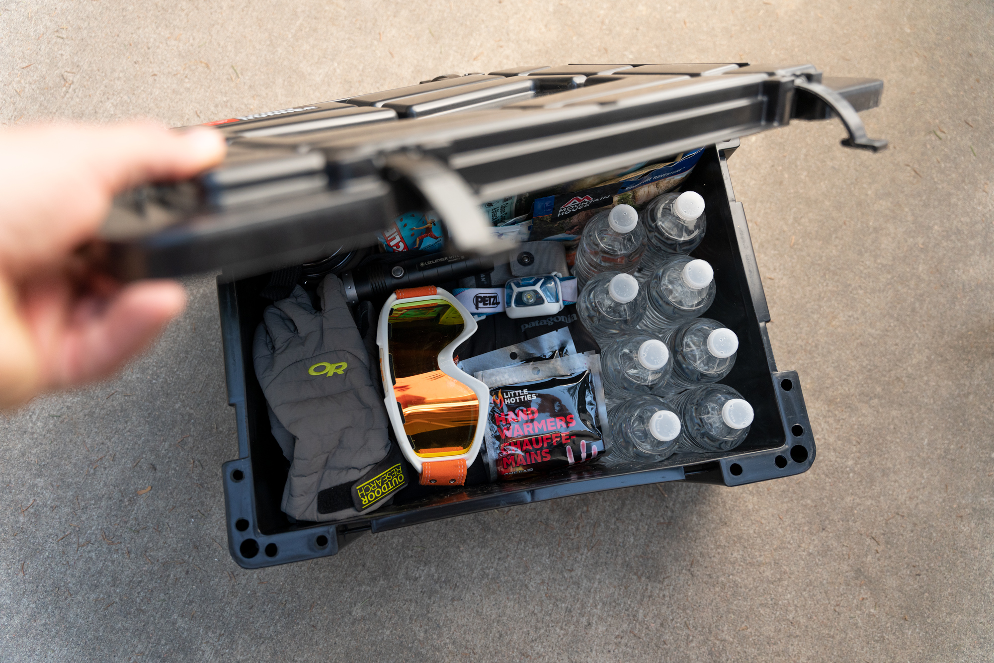 Assembling a Cold Weather Vehicle Emergency Kit - Expedition Portal