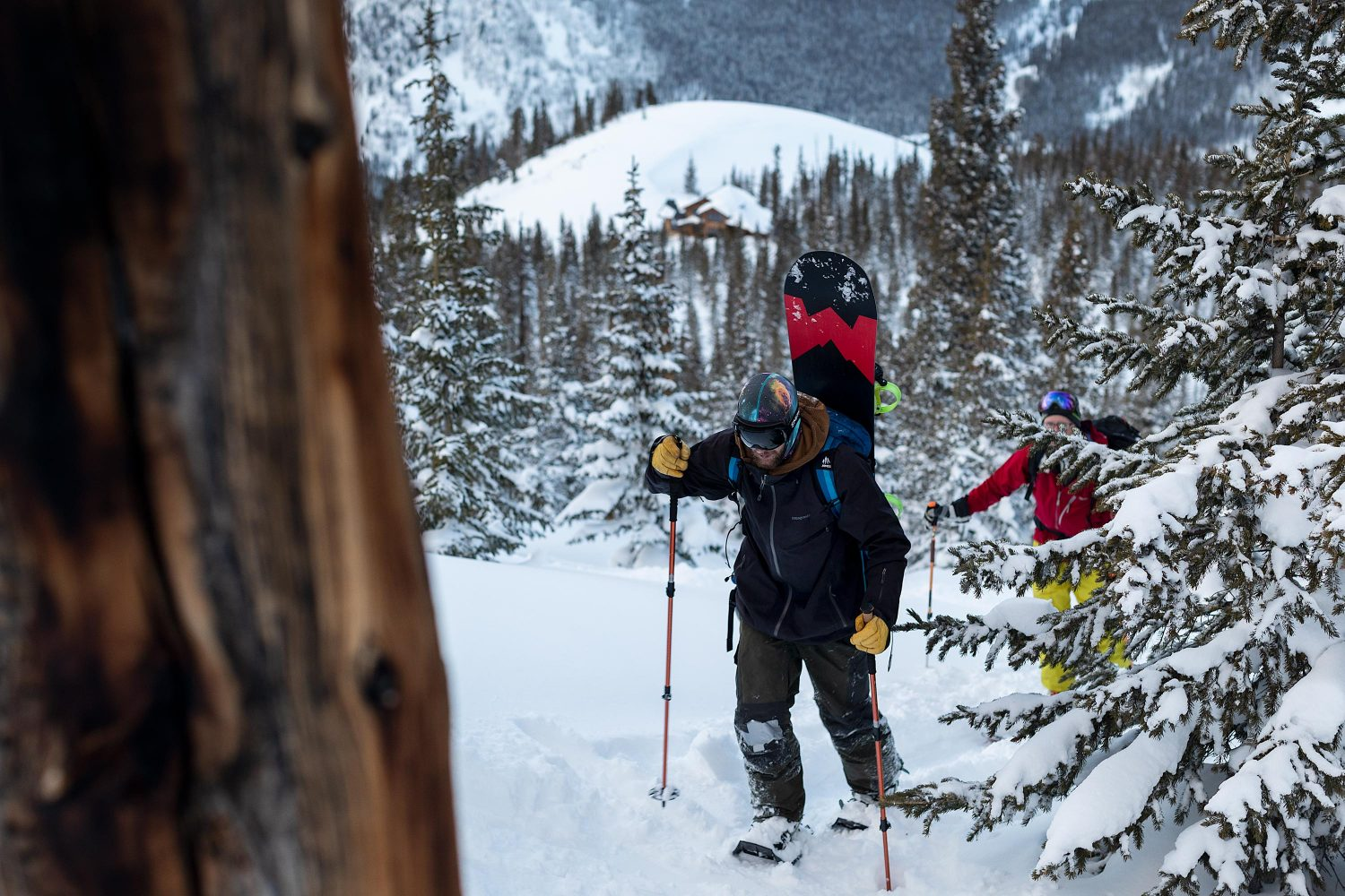 Colorado's 10th Mountain Division Hut System - Expedition Portal