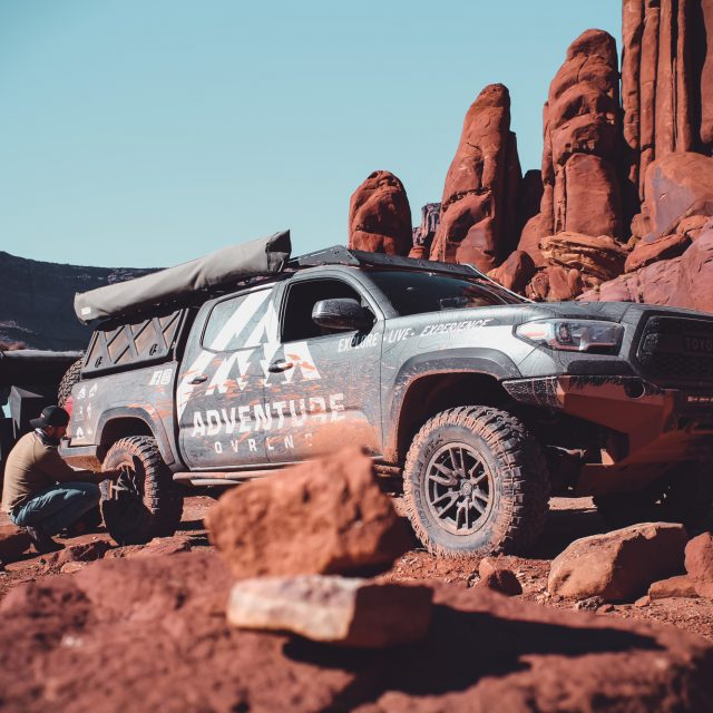Expedition Portal Classifieds :: 2016 Toyota Tacoma TRD Double Cab Overland Build