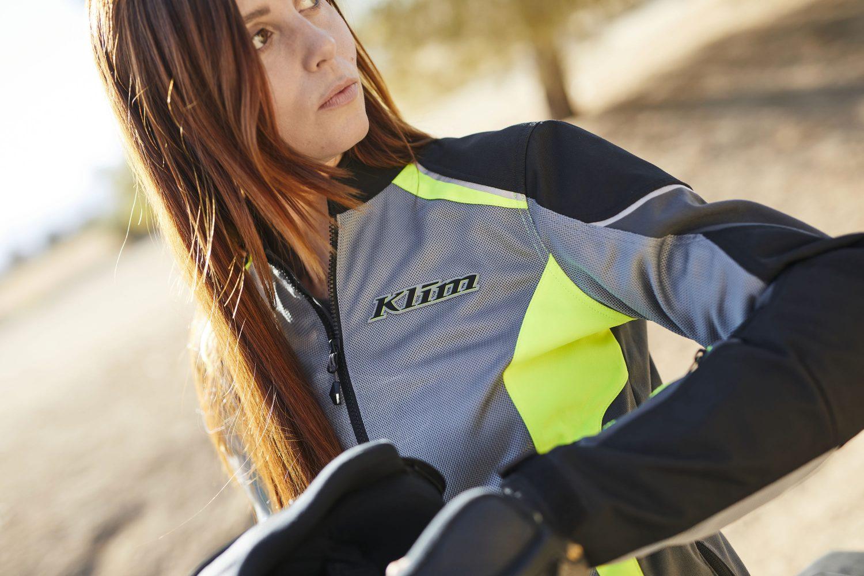 Klim women's jackets