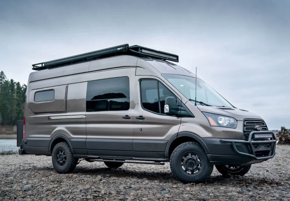 Ford Transit is the best campervan chassis of 2020