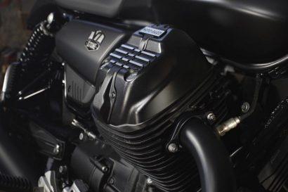 moto guzzi V7 engine