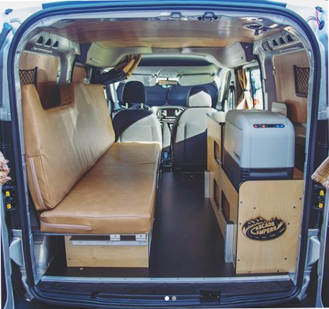 budget campervan of 2020 honorable mention
