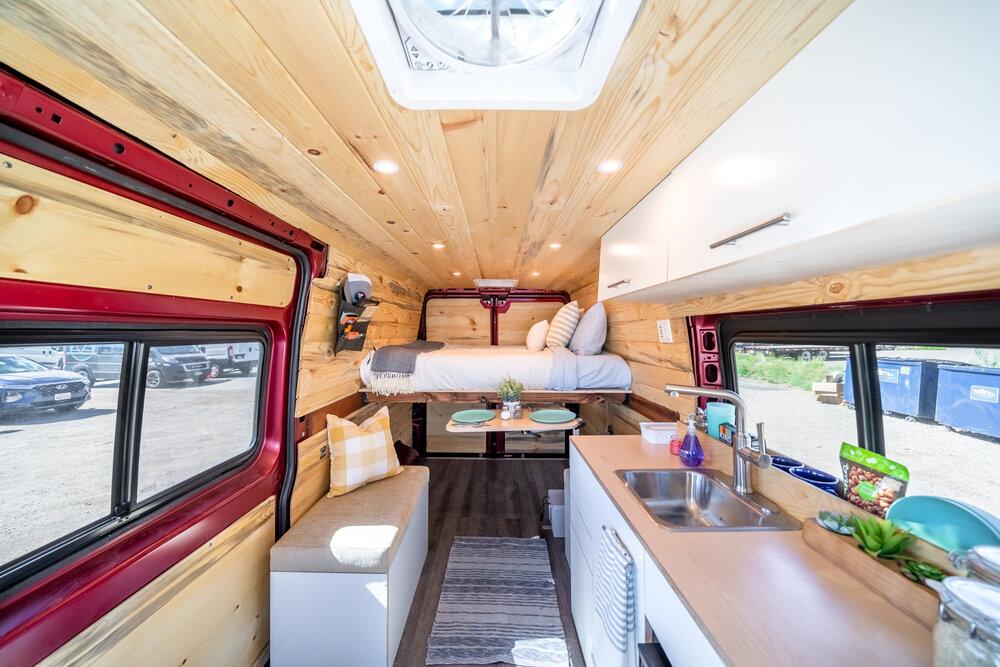 Best budget campervan of 2020: dave and matt vans
