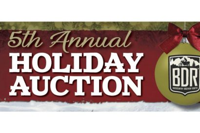 BDR holiday auction