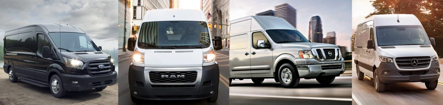 Side by side comparison of best campervan chassis of 2020